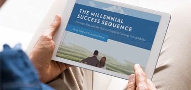 The Millennial Success Sequence