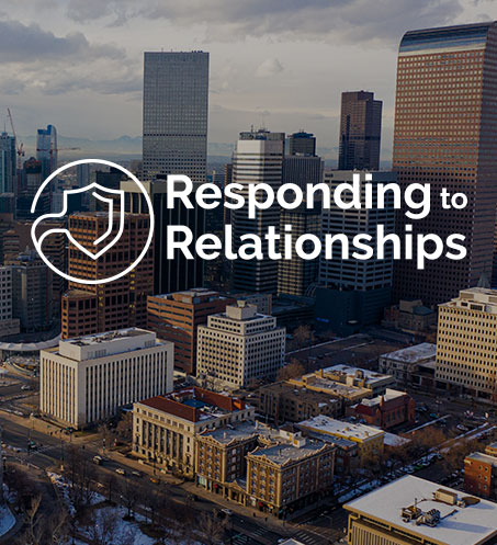 Responding to Relationships Marriage Series and Retreat - Oct-Nov, 2021