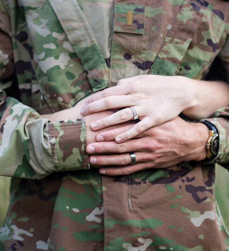 Marriage Retreat for Military Couples - Jun 5-7 2020
