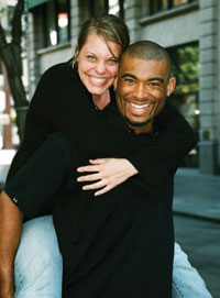 Stacy & Jonathan Dickerson