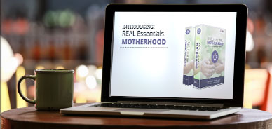 Webinar: REAL Essentials Motherhood Launch
