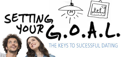 Setting Your G.O.A.L: The Keys to Successful Dating
